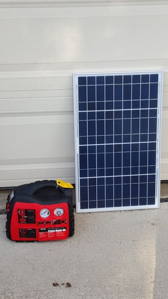 Best ideas about DIY Solar Generator Kit . Save or Pin Plug n Play portable solar power kit solar generator With Now.