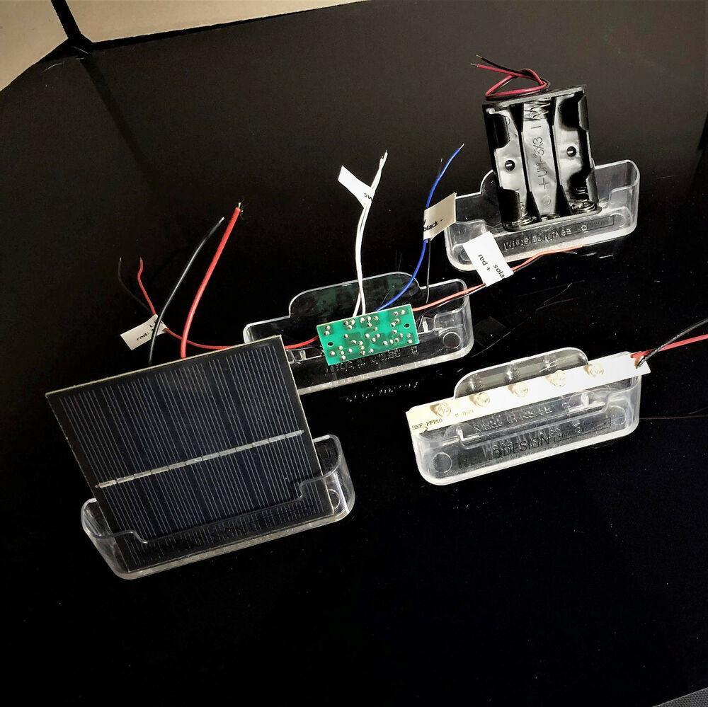 Best ideas about DIY Solar Light Kit . Save or Pin 3 6V Solar Auto Light DIY Kit 5 LEDs Square panel Now.