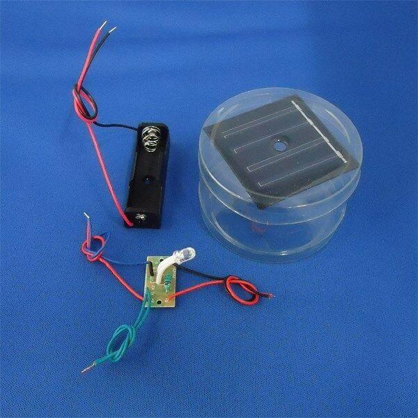 Best ideas about DIY Solar Light Kit . Save or Pin Solar Auto Light DIY Kit Underground Type White color LED Now.