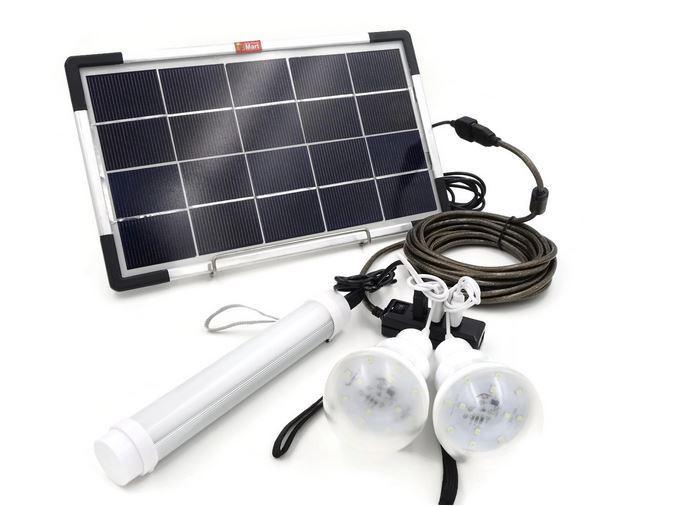 Best ideas about DIY Solar Light Kit . Save or Pin 6W USB Solar Panel DIY Solar Power Lighting Kit Now.