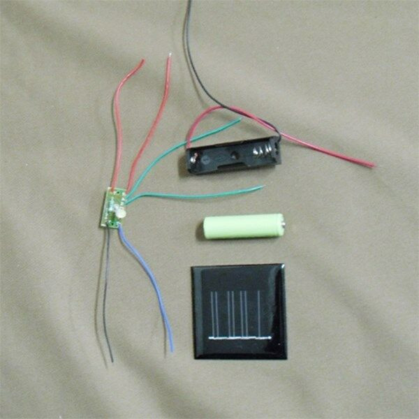 Best ideas about DIY Solar Light Kit . Save or Pin Solar Auto Light DIY Kit White color LED Now.