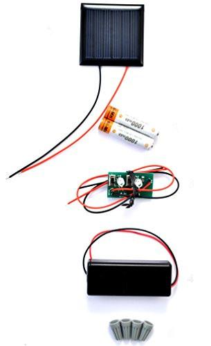 Best ideas about DIY Solar Light Kit . Save or Pin Sunbender Do it Yourself Solar LED Jar Light Kit – WHITE Now.