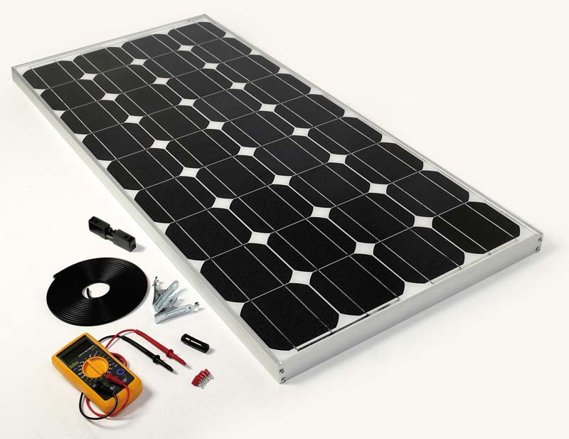 Best ideas about DIY Solar Panel Kit . Save or Pin DIY Solar Panel Kit 80W Now.