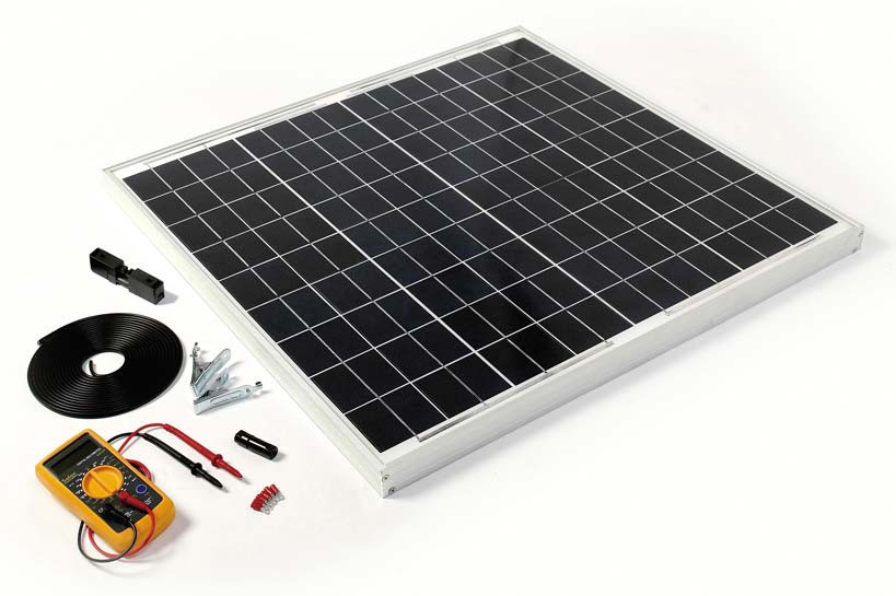 Best ideas about DIY Solar Panel Kit . Save or Pin DIY Solar Panel Kit 60W Now.