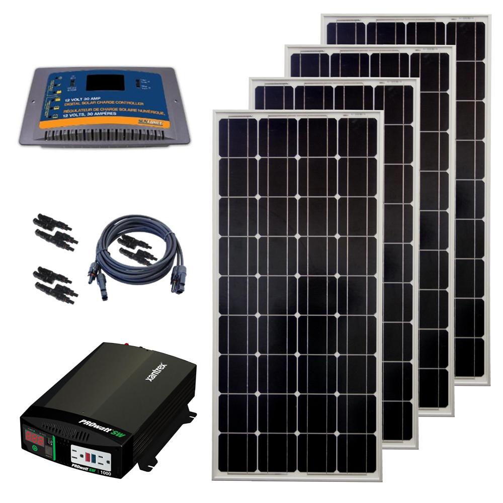 Best ideas about DIY Solar Panel Kit . Save or Pin Energy Saving Solar panel kits diy Now.