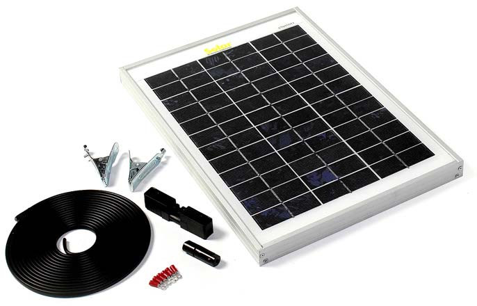 Best ideas about DIY Solar Panel Kit . Save or Pin DIY Solar Panel Kit 10W Now.