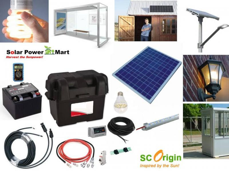 Best ideas about DIY Solar Panel Kit . Save or Pin Simple Solar Power Systems Now.