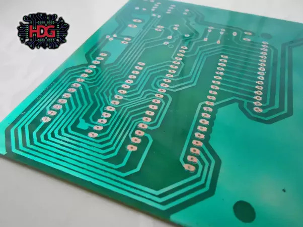 Best ideas about DIY Solder Mask . Save or Pin How is solder mask applied on PCB Quora Now.