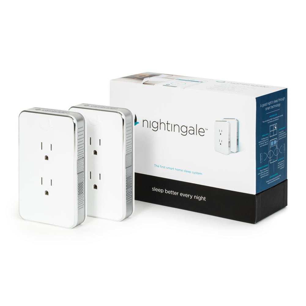 Best ideas about DIY Sound Masking . Save or Pin Nightingale 2 Pack Smart Home Sleep System Sound Masking Now.