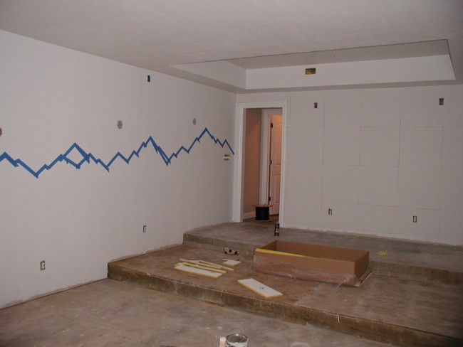 Best ideas about DIY Sound Masking . Save or Pin Theater Picture Gallery 2 Paint Now.