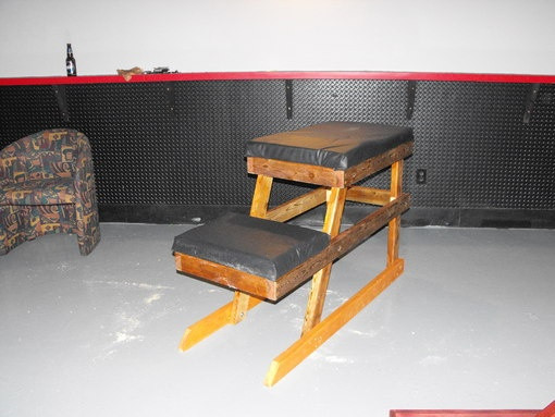 Best ideas about DIY Spanking Bench . Save or Pin 10 Best images about Spanking Benches on Pinterest Now.
