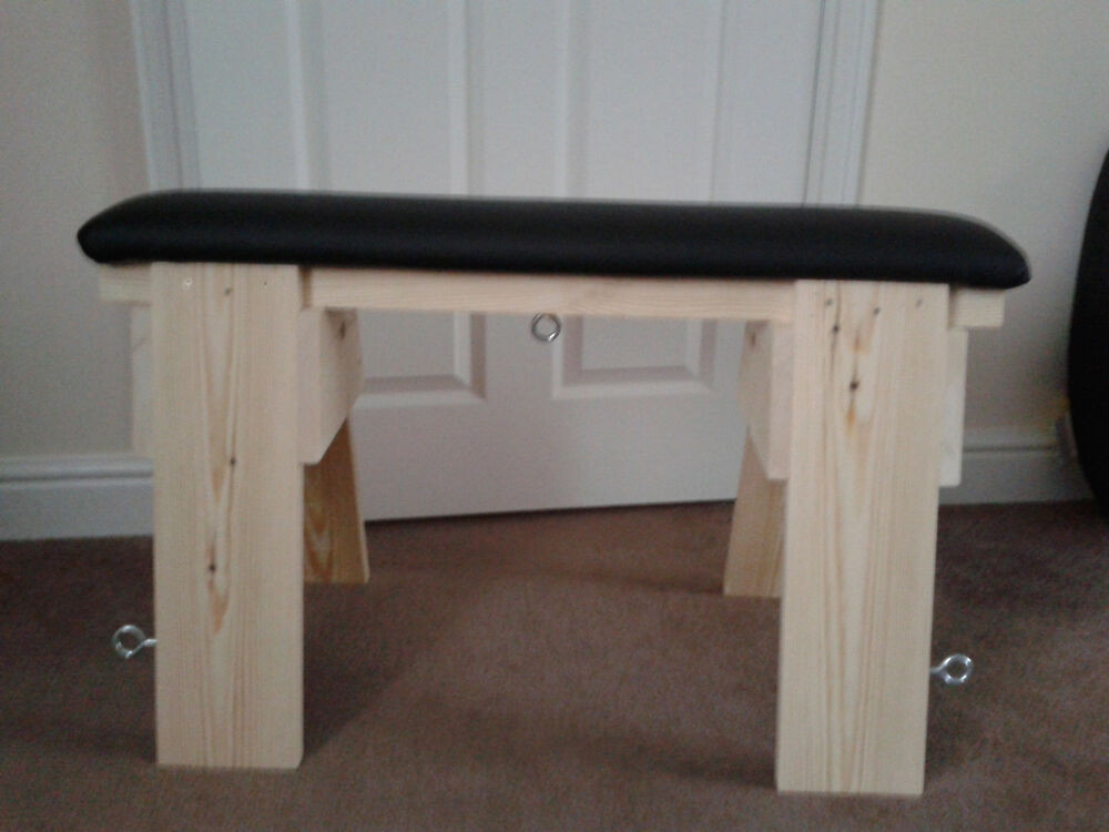 Best ideas about DIY Spanking Bench . Save or Pin spanking horse whipping bench bondage kinky Now.