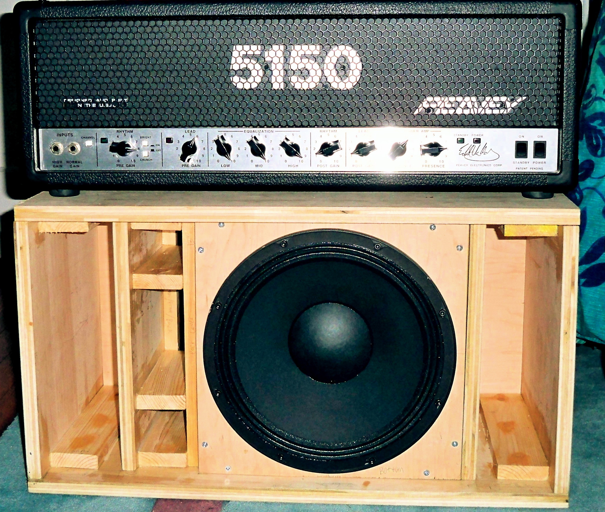 Best ideas about DIY Speaker Cabinet . Save or Pin Build a Ported Guitar Cabinet Now.