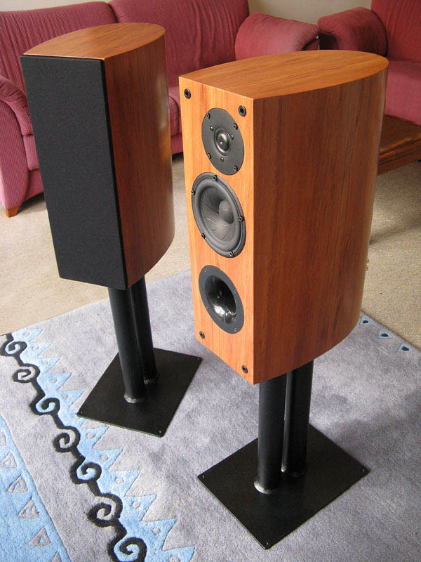 Best ideas about DIY Speaker Cabinet . Save or Pin Clearwave RBR curved cabinet build diyAudio Now.