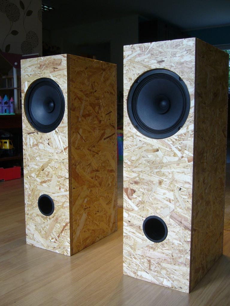 Best ideas about DIY Speaker Plans . Save or Pin DIY Visaton BG 20 Single Driver Full Range Speakers Now.