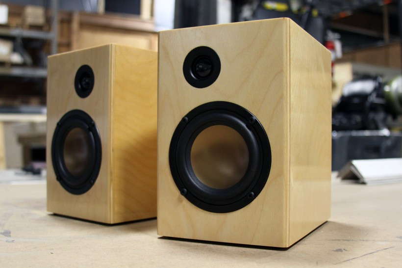 Best ideas about DIY Speaker Plans . Save or Pin Home Speaker Cabinet Plans Homemade Ftempo Now.