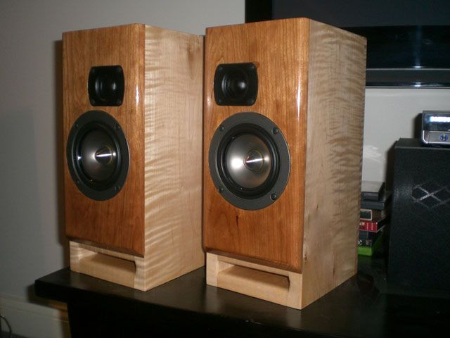 Best ideas about DIY Speaker Plans . Save or Pin Two way DIY speakers Pinterest Now.