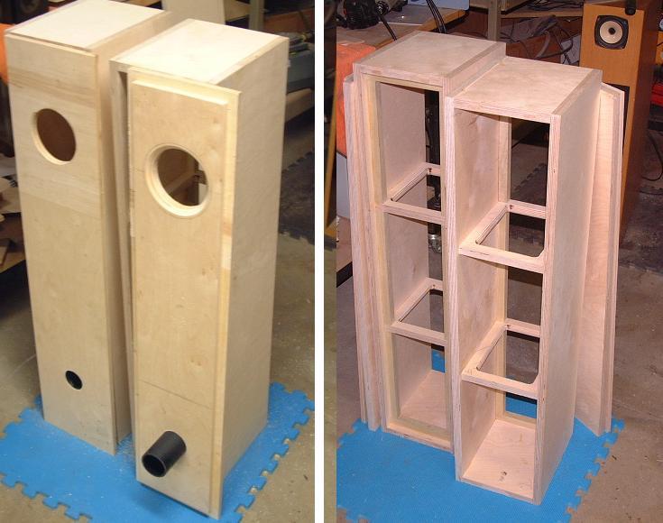 Best ideas about DIY Speaker Plans . Save or Pin Jordan JX92S DIY Tower Loudspeakers Now.