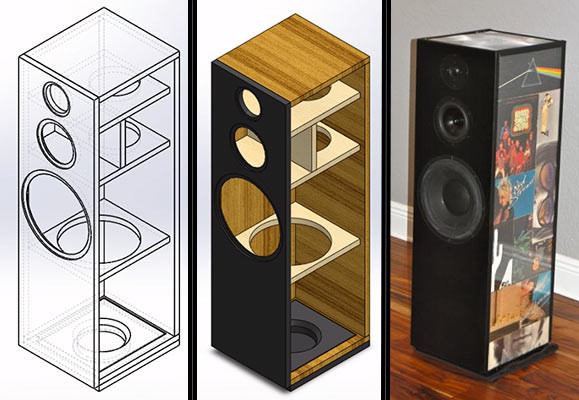 Best ideas about DIY Speaker Plans . Save or Pin Building a Do It Yourself Loudspeaker Design Now.