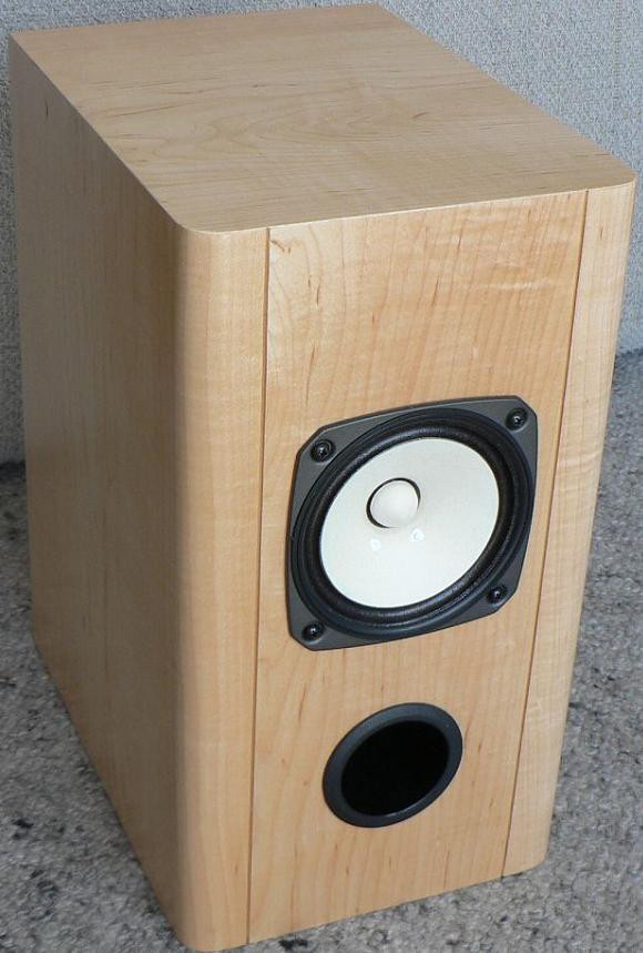 Best ideas about DIY Speaker Plans . Save or Pin Fostex FE127E DIY Bass Reflex Bookshelf Speakers Now.