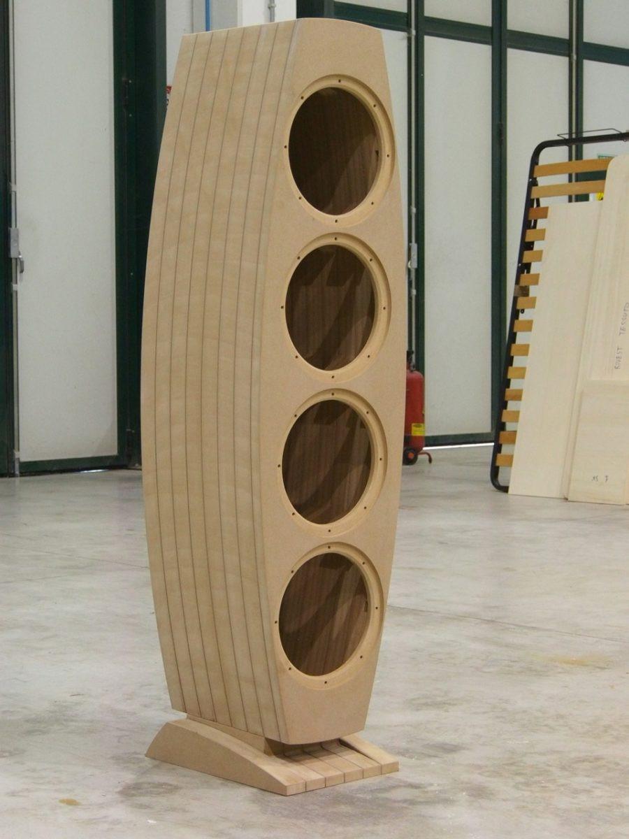 Best ideas about DIY Speaker Plans . Save or Pin floorstanding loudspeakers Now.