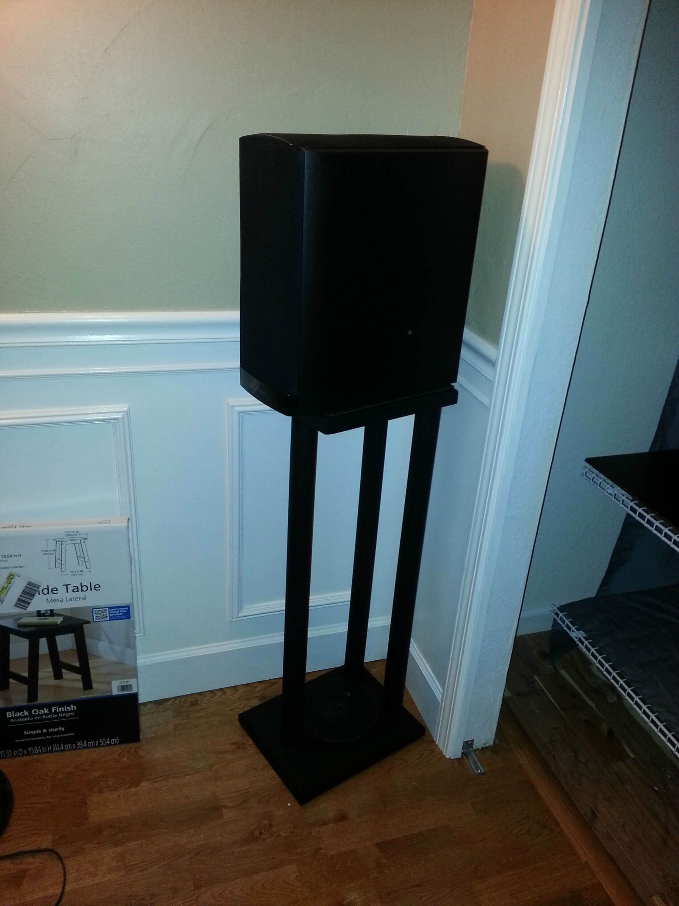 Best ideas about DIY Speaker Stands . Save or Pin 13 DIY Speaker Stands Ideas to Produce More Qualified Voice Now.