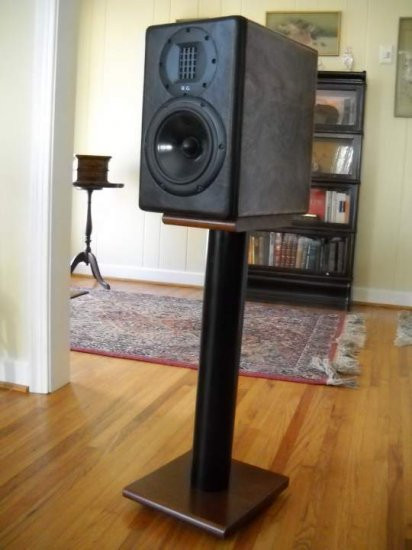 Best ideas about DIY Speaker Stands . Save or Pin N2x DIY speaker stands Now.