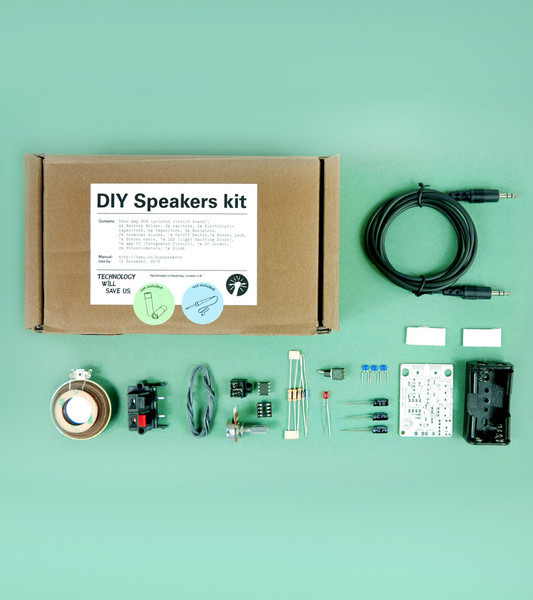 Best ideas about DIY Speakers Kit . Save or Pin List Now.
