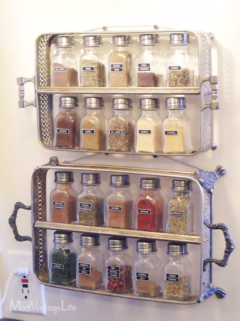 Best ideas about DIY Spice Organizer . Save or Pin Craftionary Now.