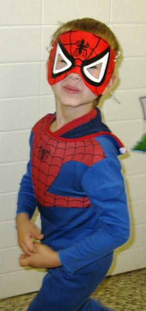 Best ideas about DIY Spiderman Mask . Save or Pin DIY Superhero Costume DIY Spiderman Mask updated DIY Now.