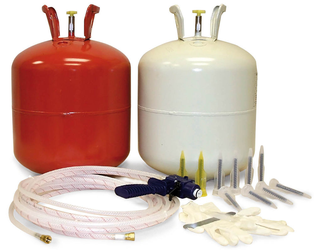 Best ideas about DIY Spray Foam Kits . Save or Pin Foamseal 600 2 part Polyurethane Spray Foam DIY Now.