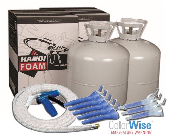 Best ideas about DIY Spray Foam Kits . Save or Pin Handi Foam 600 BF P Spray Foam Insulation Kit Closed Now.