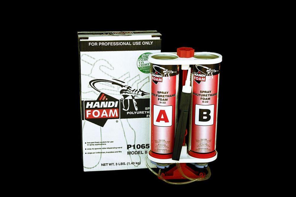 Best ideas about DIY Spray Foam Kits . Save or Pin Handi Foam Do It Yourself Spray Foam Insulation Kit DIY 22 Now.