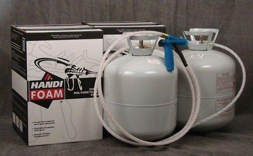 Best ideas about DIY Spray Foam Kits . Save or Pin Handi Foam Do It Yourself Spray Foam Insulation Kit DIY Now.