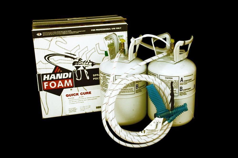 Best ideas about DIY Spray Foam Kits . Save or Pin Handi Foam Professional Spray Foam Insulation Kit 105 BFT Now.