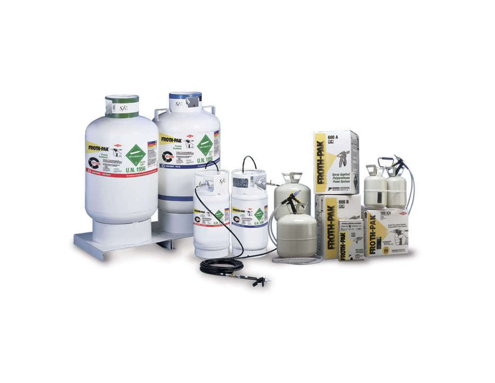 Best ideas about DIY Spray Foam Kits . Save or Pin Do It Yourself 60 Gallon Spray Foam Insulation Kit Now.