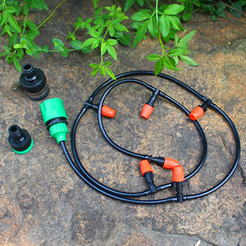 Best ideas about DIY Sprinkler System Kits . Save or Pin 4 7mm DIY Irrigation Systems Atomizer Automatic Irrigation Now.