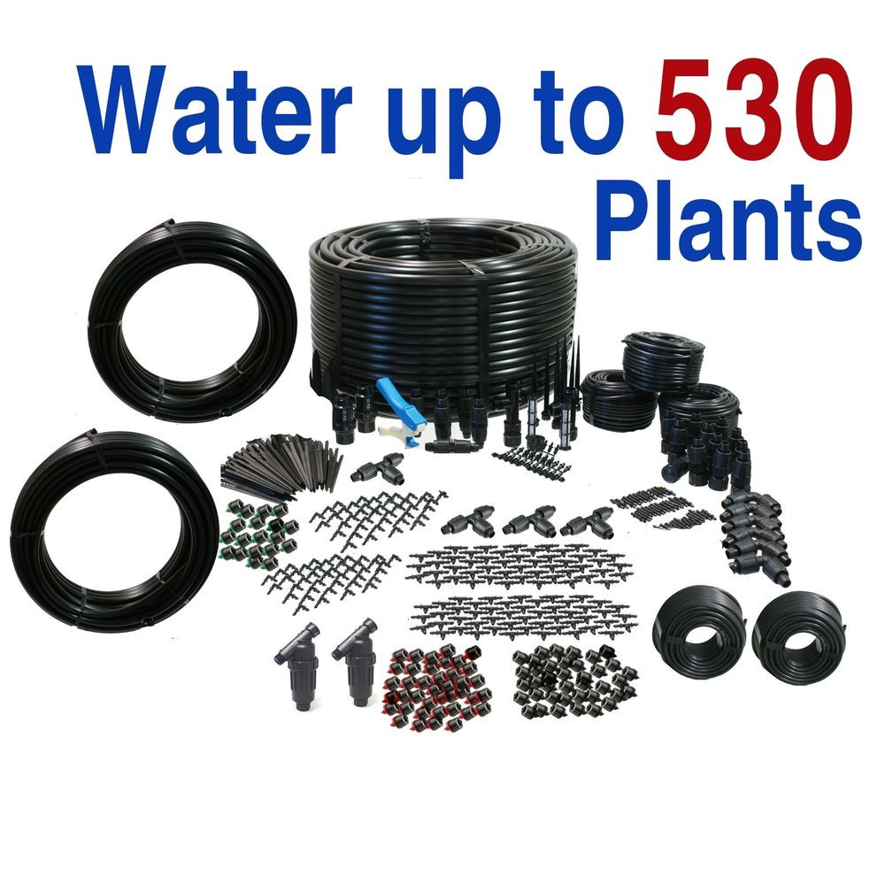 Best ideas about DIY Sprinkler System Kits . Save or Pin Drip Irrigation Kit for Gardens Ultimate DIY Watering Now.