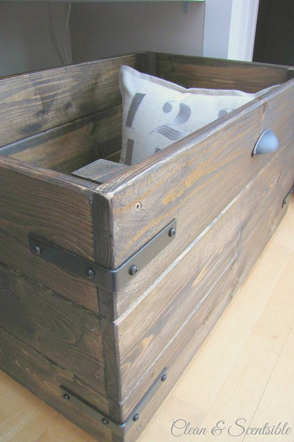 Best ideas about DIY Storage Box Wood . Save or Pin Best 25 Diy wooden box ideas on Pinterest Now.