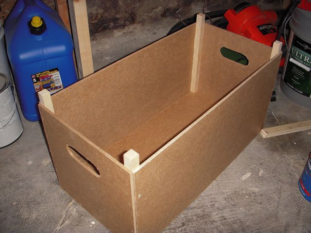 Best ideas about DIY Storage Box Wood . Save or Pin How to Make a Stackable Wooden Storage Box Now.