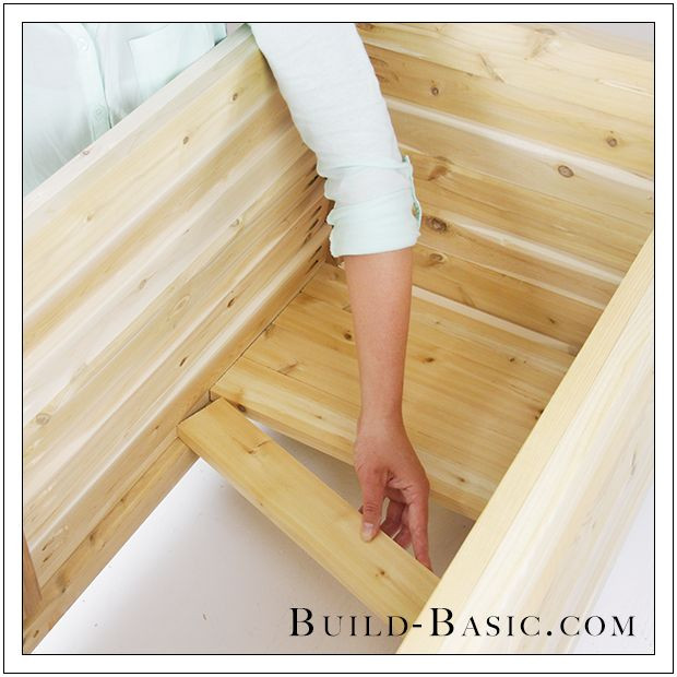 Best ideas about DIY Storage Box Wood . Save or Pin 25 unique Outdoor storage boxes ideas on Pinterest Now.