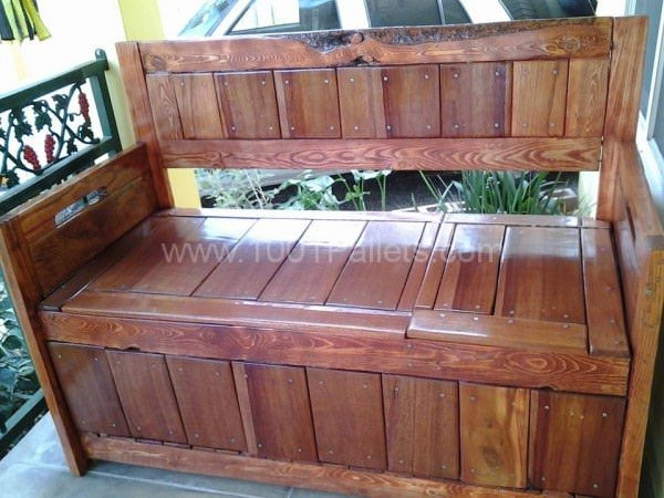 Best ideas about DIY Storage Box Wood . Save or Pin 20 DIY Storage Bench For Adding Extra Storage and Seating Now.