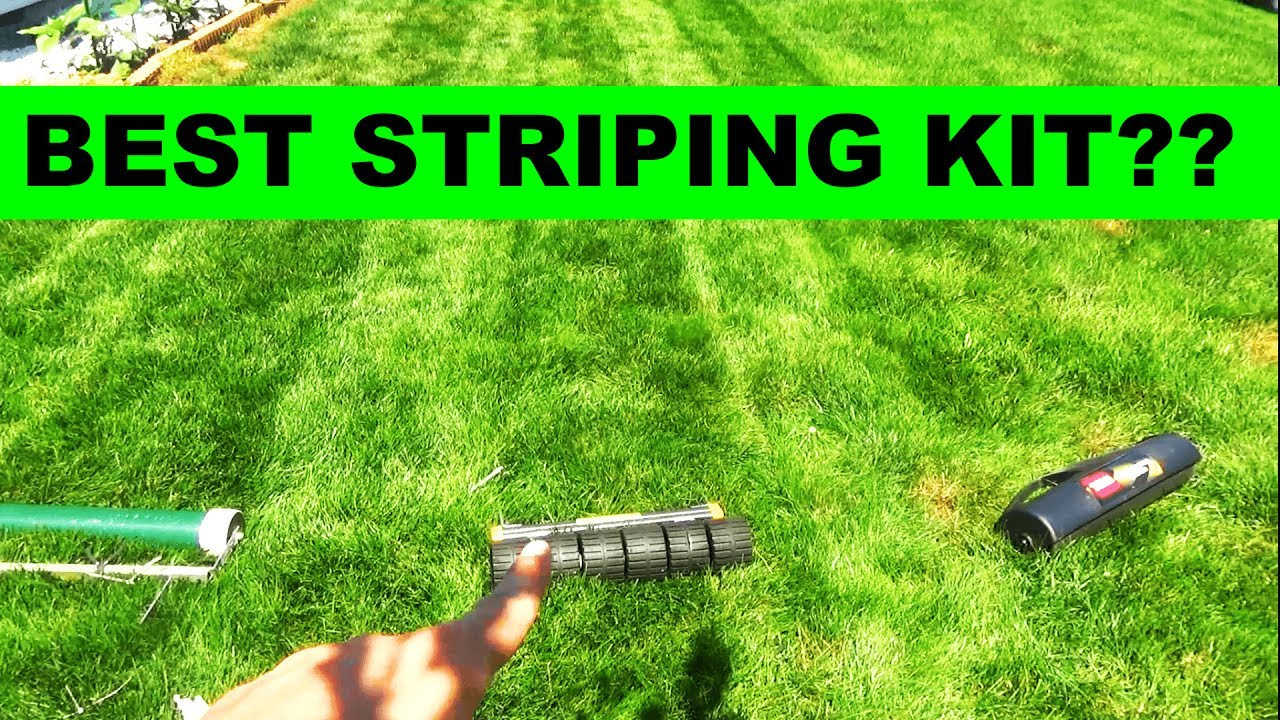 Best ideas about DIY Striping Kit . Save or Pin DIY Lawn Striper vs Toro Lawn Striper vs Checkmate Now.