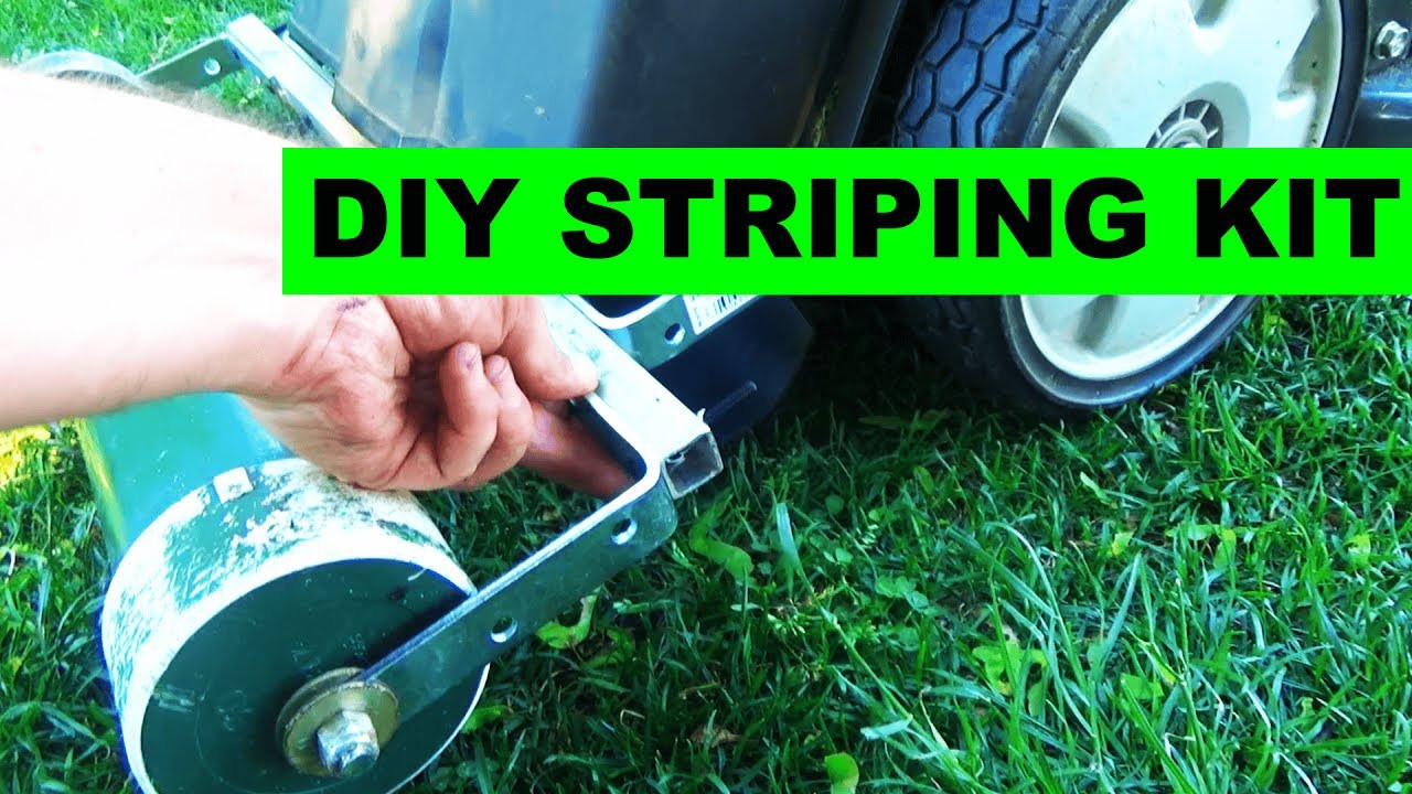 Best ideas about DIY Striping Kit . Save or Pin Improved DIY Lawn Striping Kit for Honda HRX217 Self Now.
