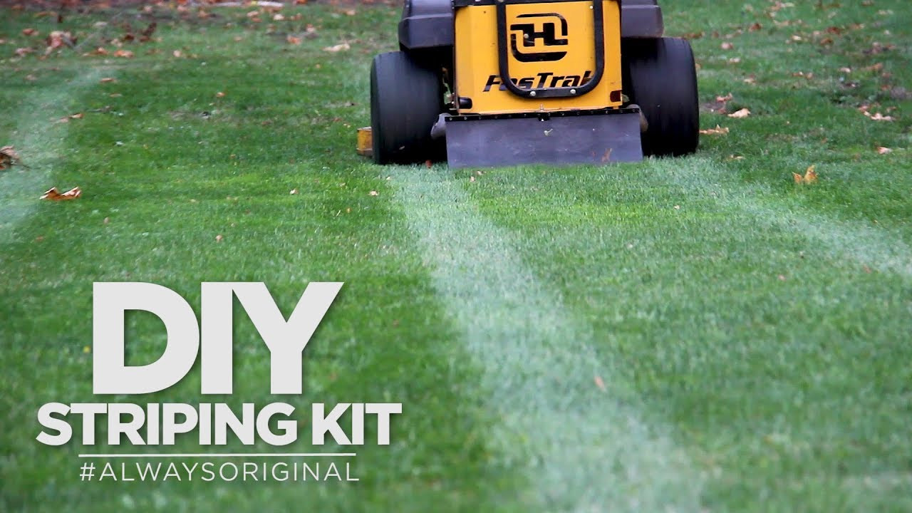 Best ideas about DIY Striping Kit . Save or Pin DIY Striping Kit Now.