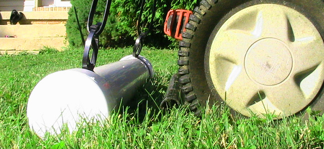Best ideas about DIY Striping Kit . Save or Pin Homemade DIY Lawn Striping Kit Lawn Mower Forum Now.