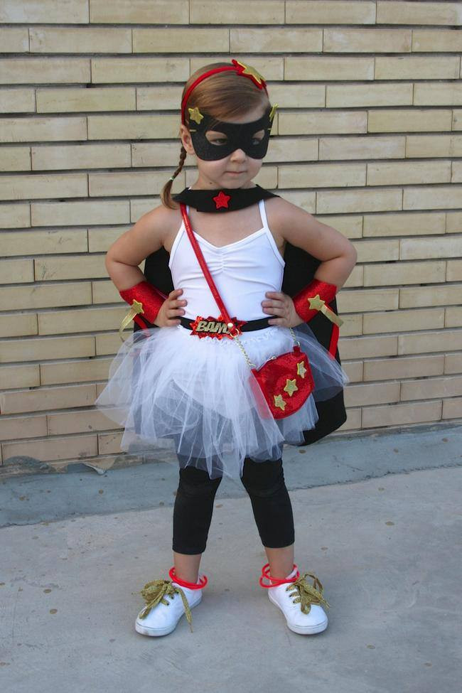 Best ideas about DIY Superhero Costumes For Kids . Save or Pin 20 Homemade Superhero Costumes [free patterns] – Tip Junkie Now.