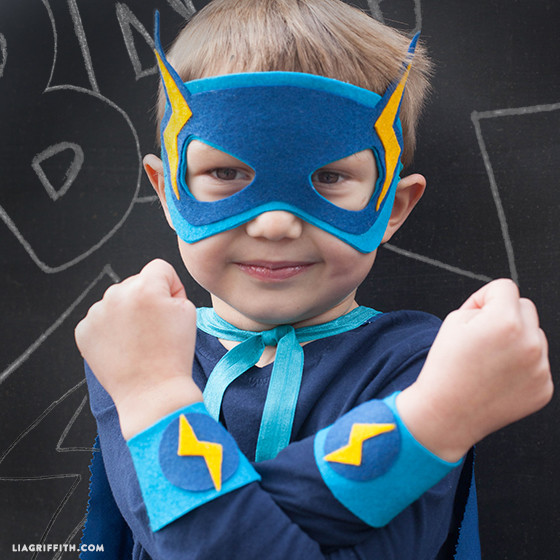 Best ideas about DIY Superhero Costumes For Kids . Save or Pin Diy Kids Superhero Costumes Now.