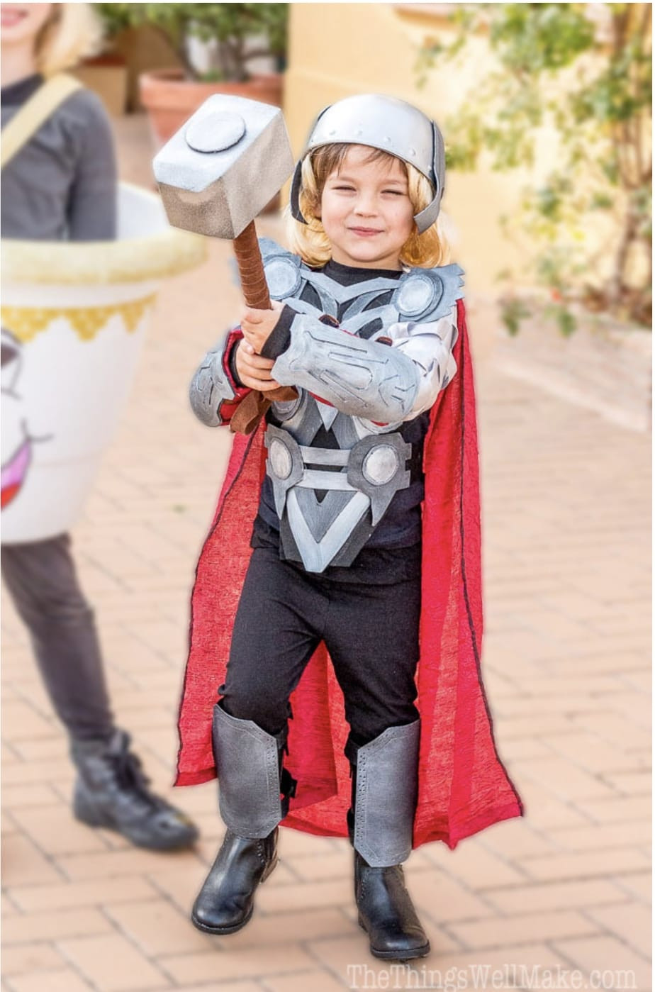 Best ideas about DIY Superhero Costumes For Kids . Save or Pin DIY Superhero Costumes Cutesy Crafts Now.