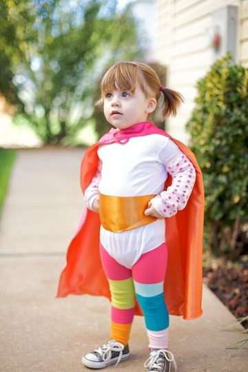 Best ideas about DIY Superhero Costumes For Kids . Save or Pin 6 amazing homemade Halloween costumes for kids Rookie Moms Now.